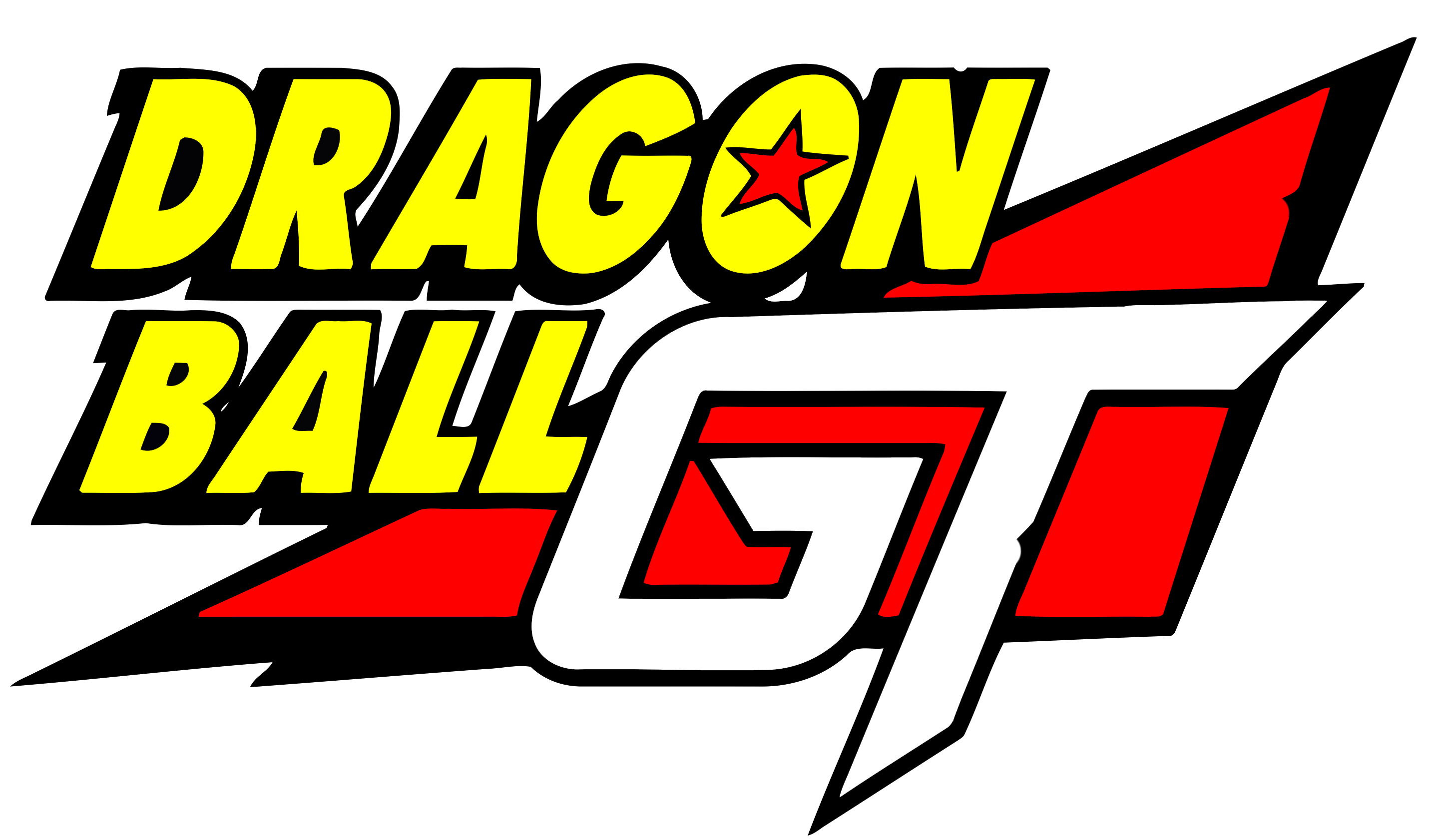 Dragon Ball GT 1