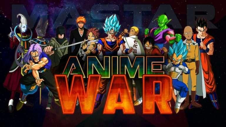 animewar 768x432 - Anime War