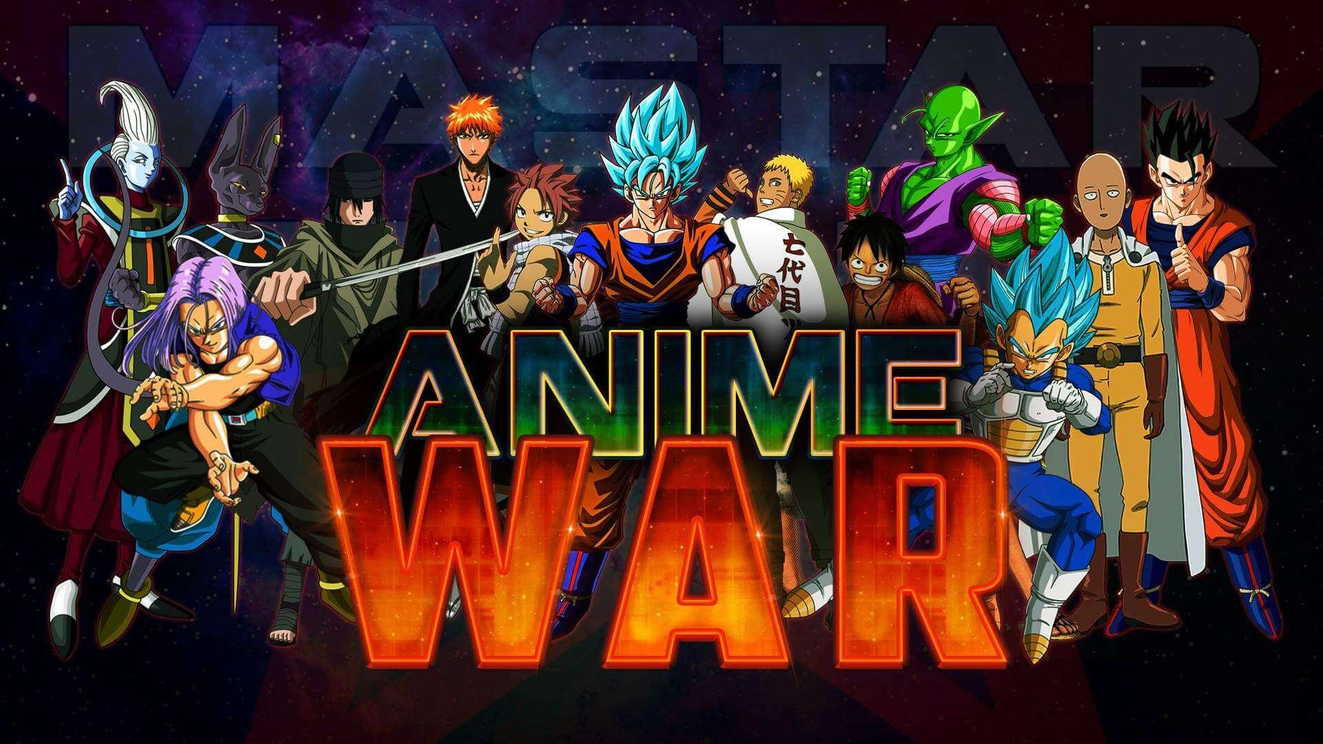 animewar - Anime War