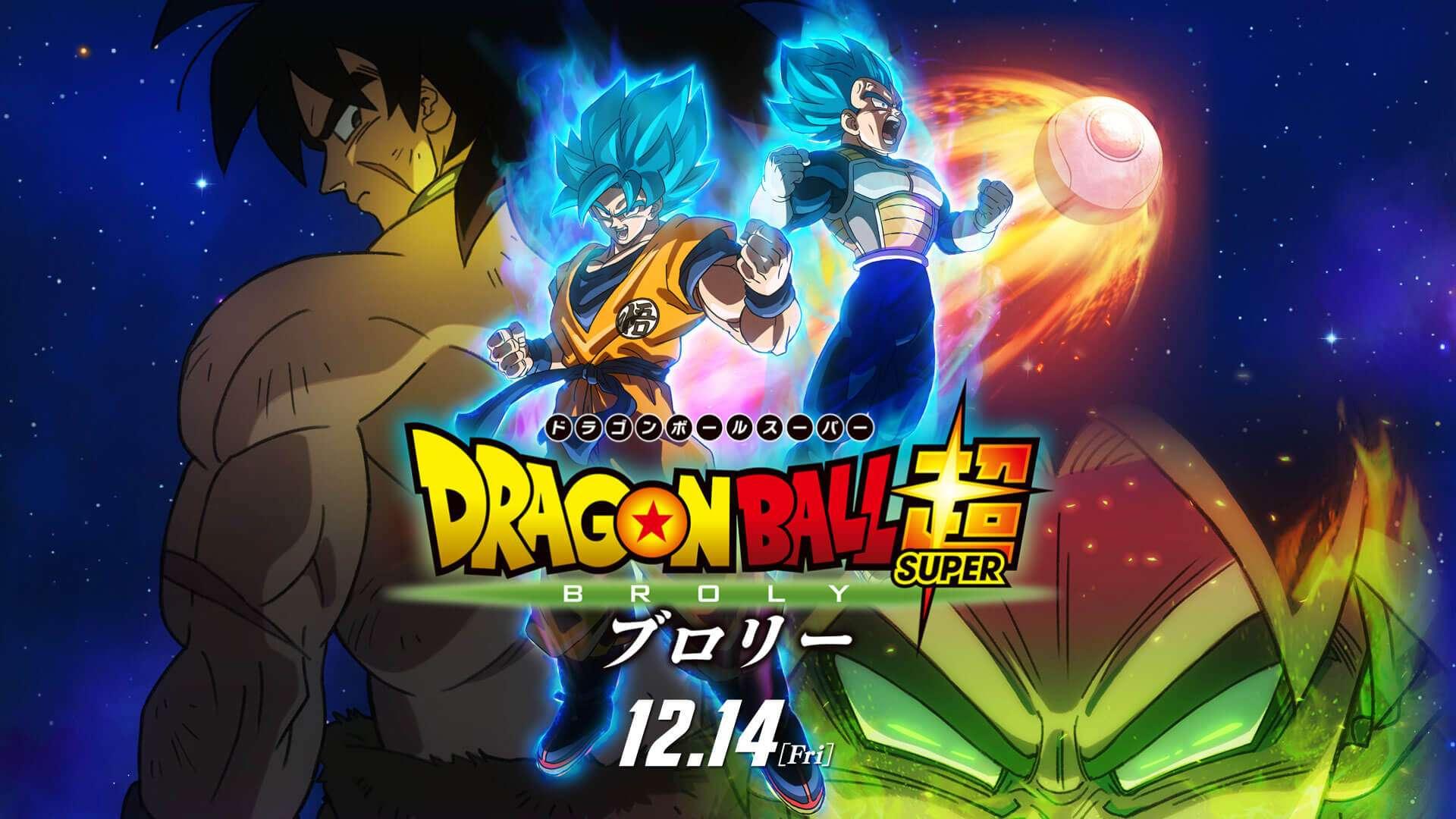 Dragon Ball Super film: képek és érdekességek Broly-val a ... Anime Chibi Dragon