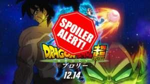 Dragon Ball Super: Broly – Képes könyvek