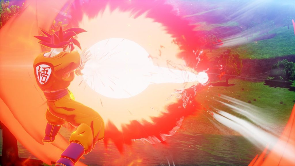 DBZK VJUMP God Kamehameha 1024x576 - Dragon Ball Z: Kakarot DLC