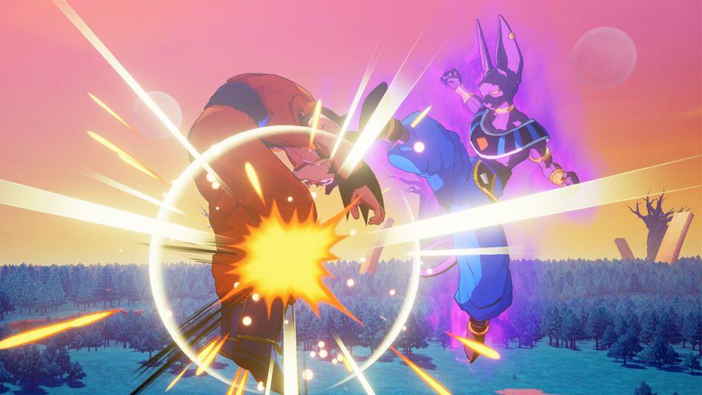 DBZK VJUMP VS Beerus 1024x576 - Dragon Ball Z: Kakarot DLC