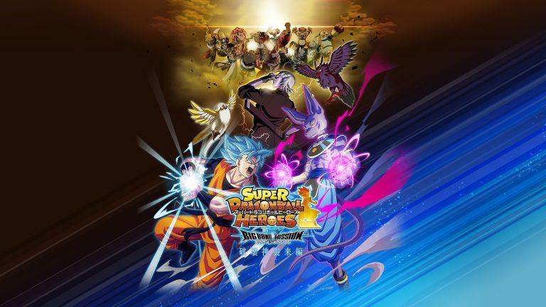 bigbangmissionbanner 768x432 - Super Dragon Ball Heroes