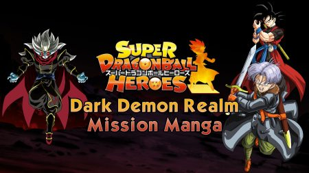 SDBH: Dark Demon Realm Mission Manga 13. fejezet