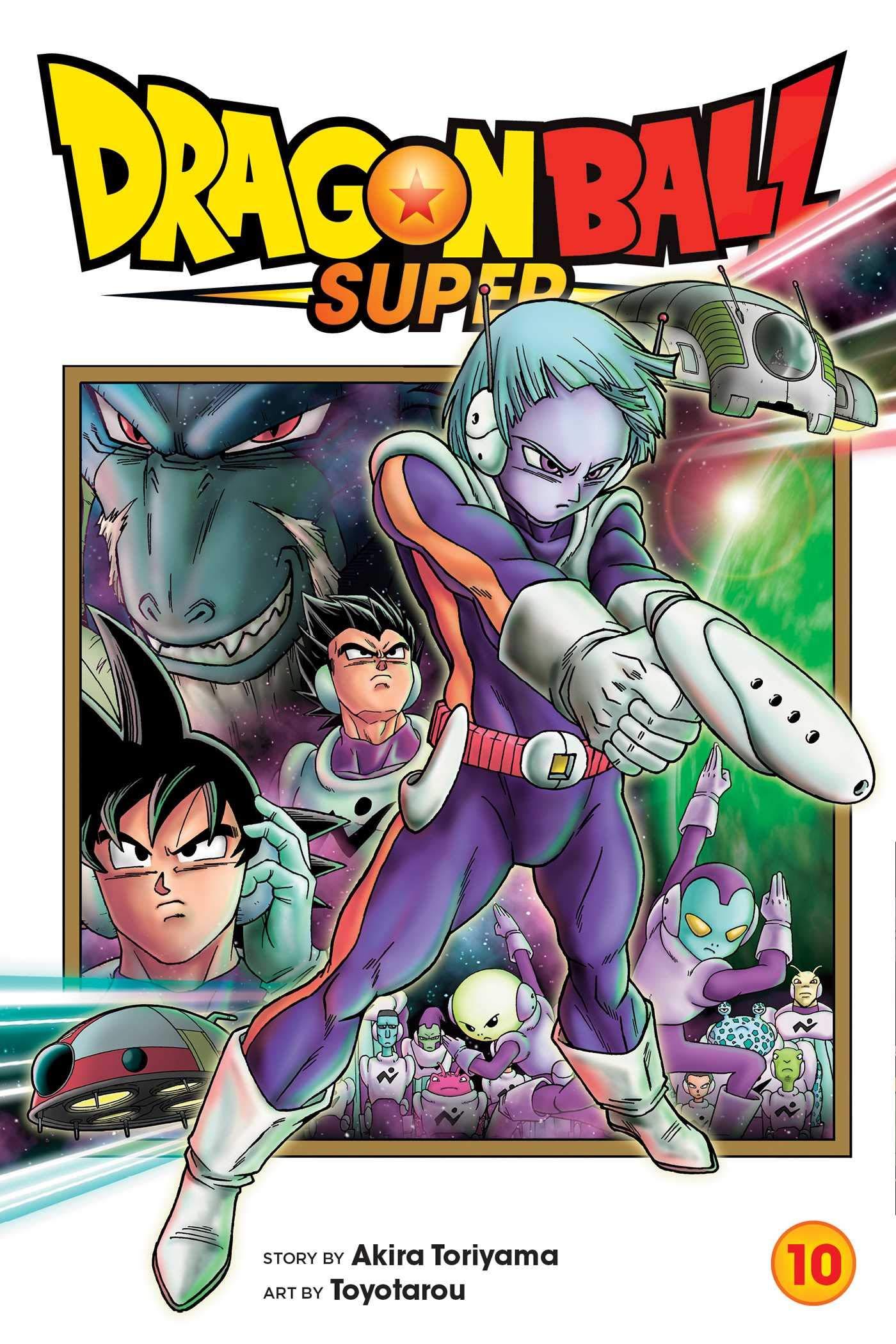 Dragon Ball Super - Manga 11