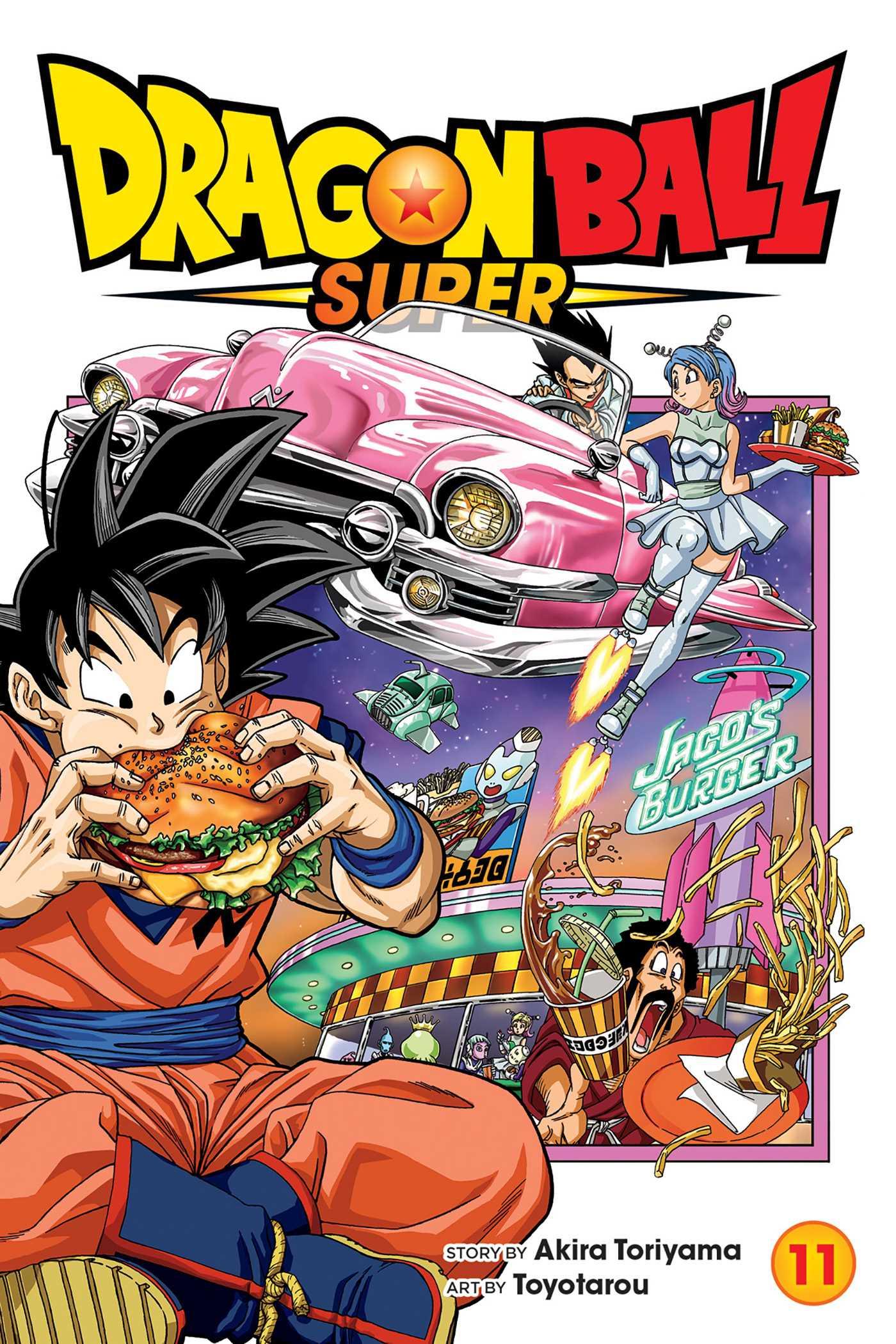 Dragon Ball Super - Manga 12