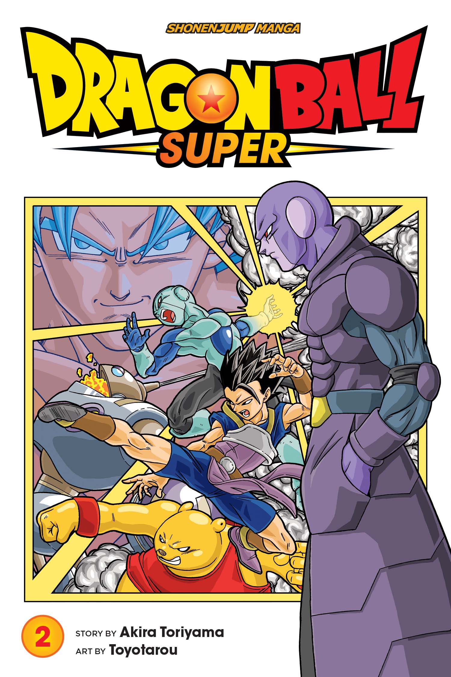 Dragon Ball Super - Manga 3