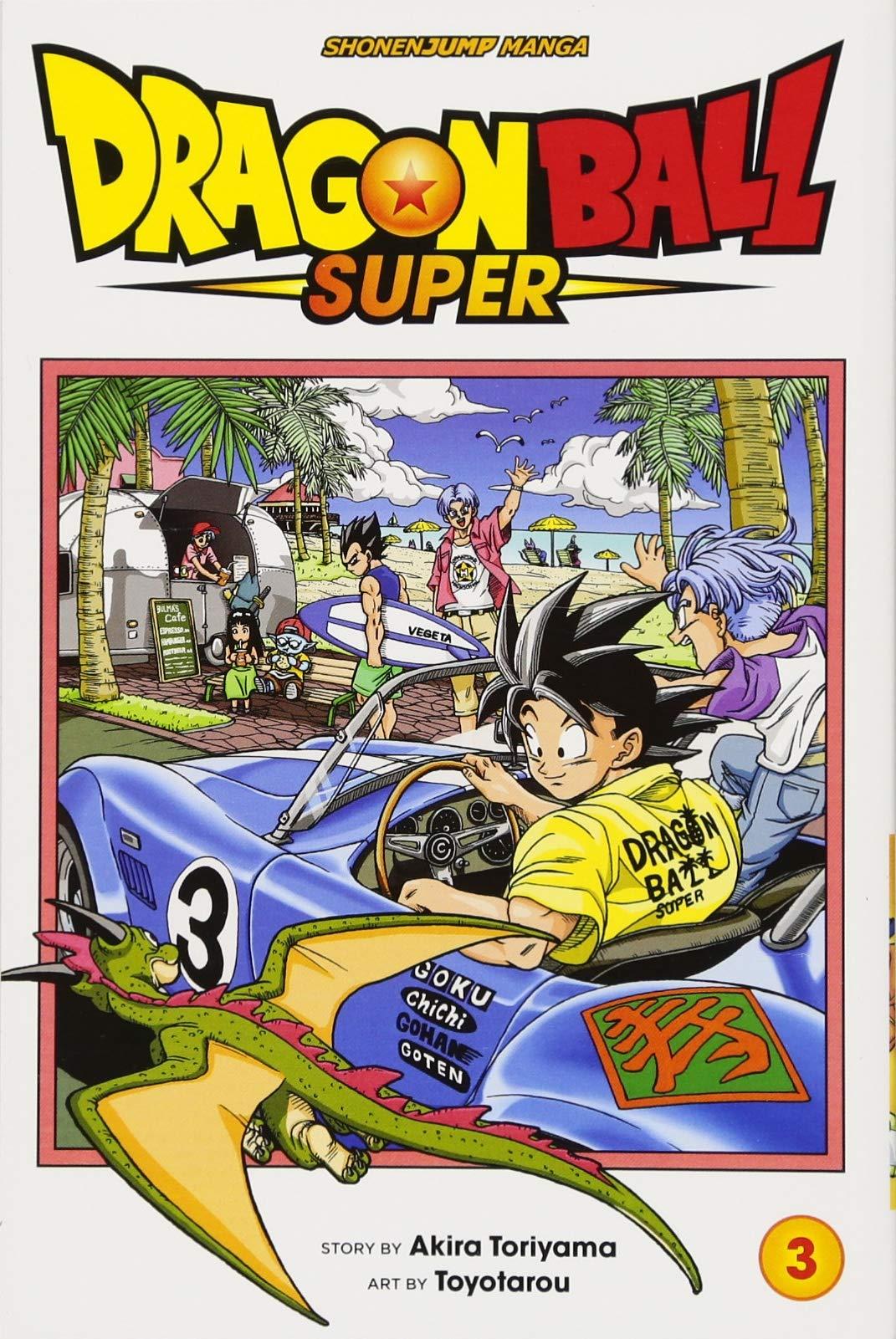 Dragon Ball Super - Manga 4