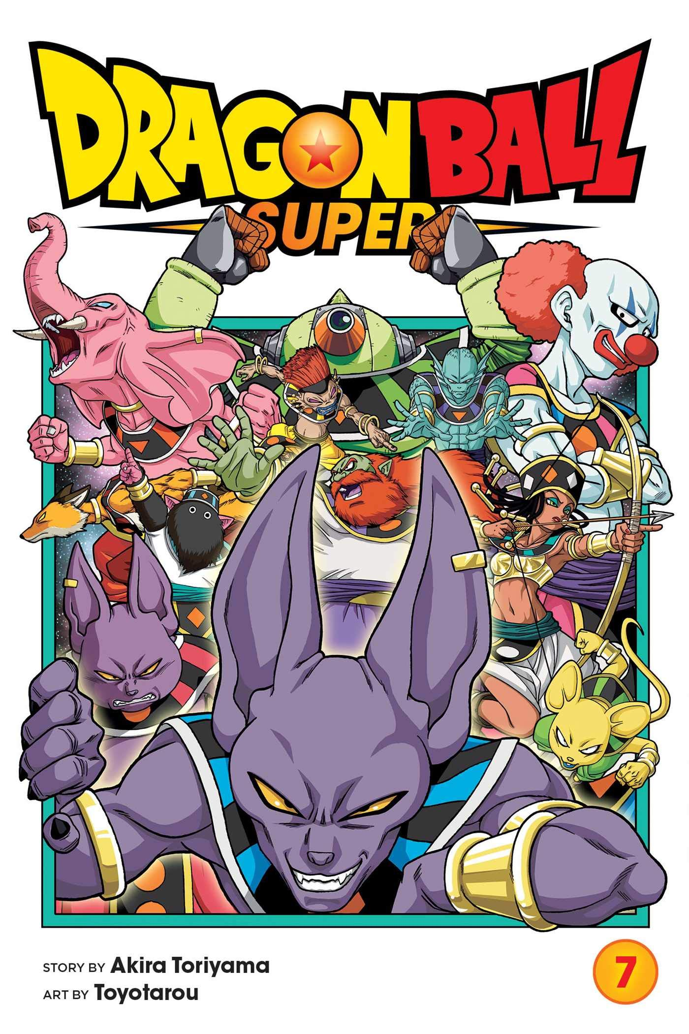 Dragon Ball Super - Manga 8