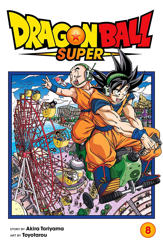 Dragon Ball Super - Manga 9