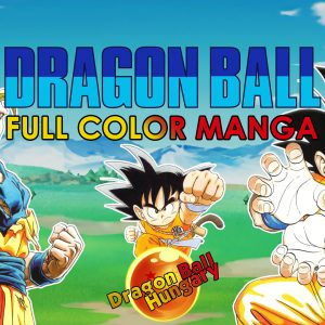 Dragon Ball Manga (Full Color) – 14. és 15 fejezet