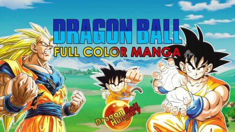 Dragon Ball Manga (Full Color) – 14. és 15 fejezet