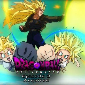 Rajongói alkotás: Dragon Ball Deliverance 3. rész előzetes