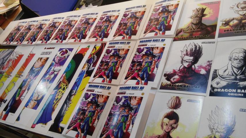 Dragon Ball AF - Exkluzív interjú a szerzővel, David Montiel-lel 8