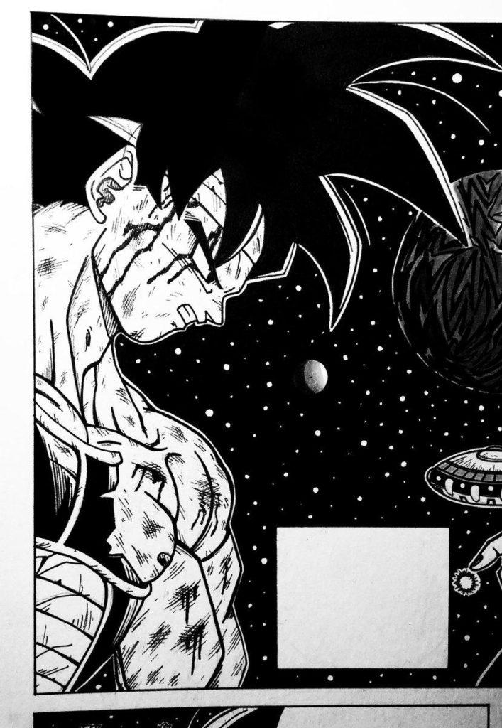 Dragon Ball AF - Exkluzív interjú a szerzővel, David Montiel-lel 15