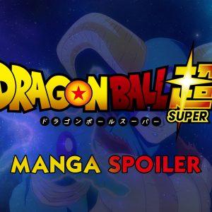 DBS Manga 64: Megjelenés előtti SPOILER!