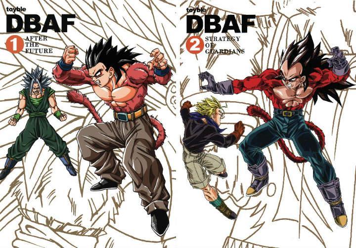 Dragon Ball AF - Exkluzív interjú a szerzővel, David Montiel-lel 5