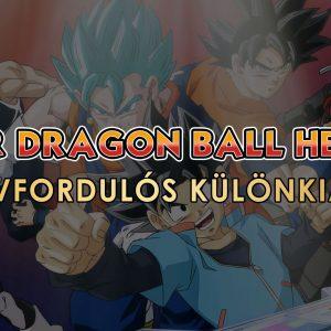 Super Dragon Ball Heroes: 10. Évfordulós Különkiadás – Magyar felirattal