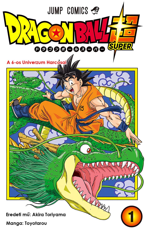 Dragon Ball Super - Manga 2