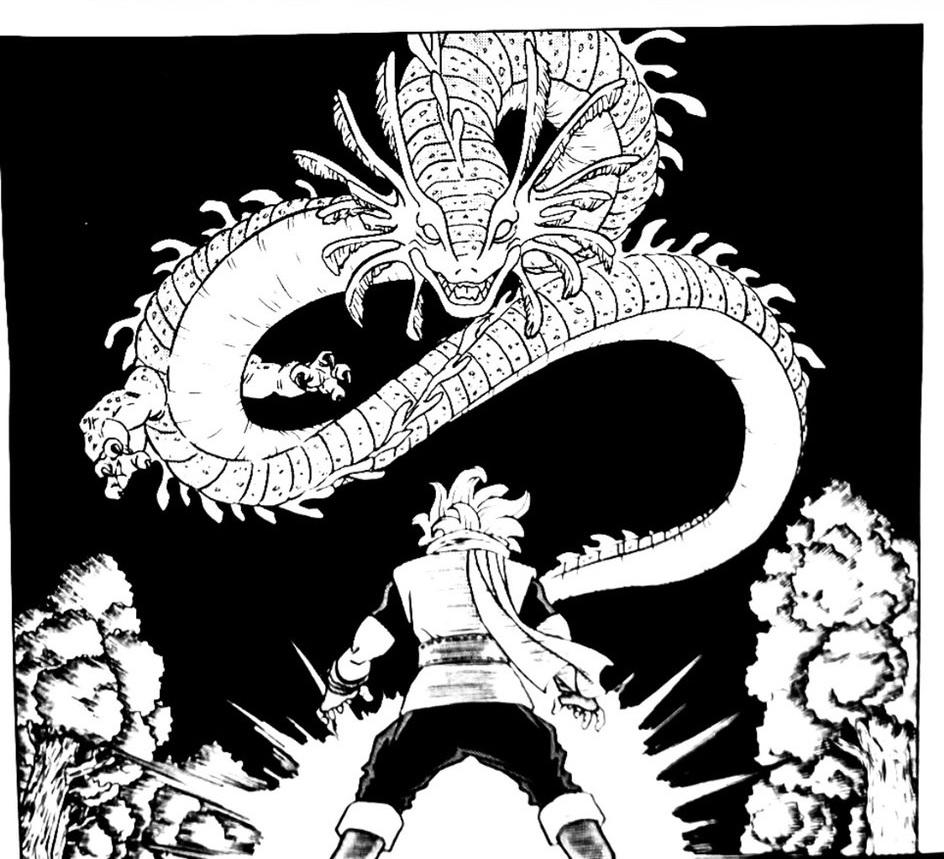 Dragon Ball Super Manga: 69. fejezet kiszivárgott oldalak és infók 10