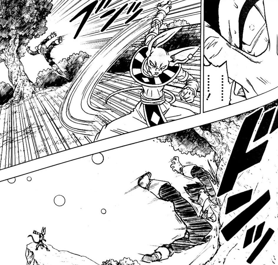 Dragon Ball Super Manga: 69. fejezet kiszivárgott oldalak és infók 2