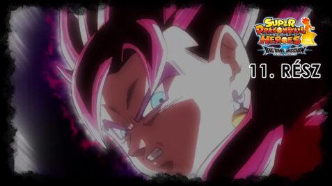Super Dragon Ball Heroes: Big Bang Mission 11. rész – Magyar felirattal