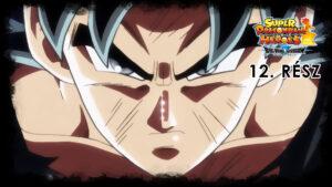 Super Dragon Ball Heroes: Big Bang Mission 12. rész – Magyar felirattal