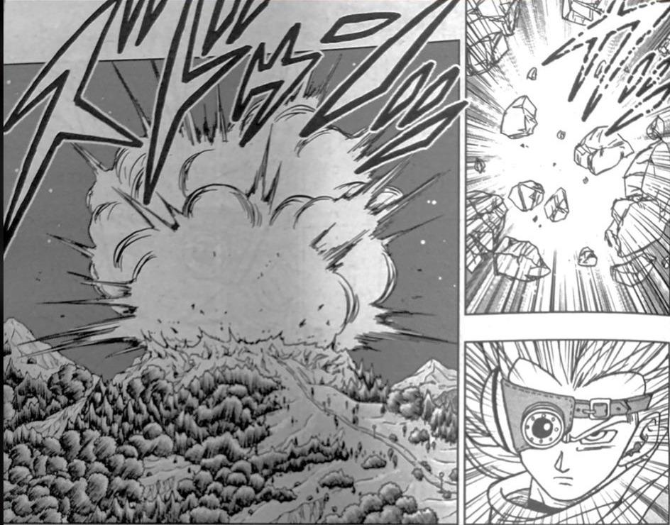 Dragon Ball Super Manga 70. fejezet: kiszivárgott spoileres oldalak 1