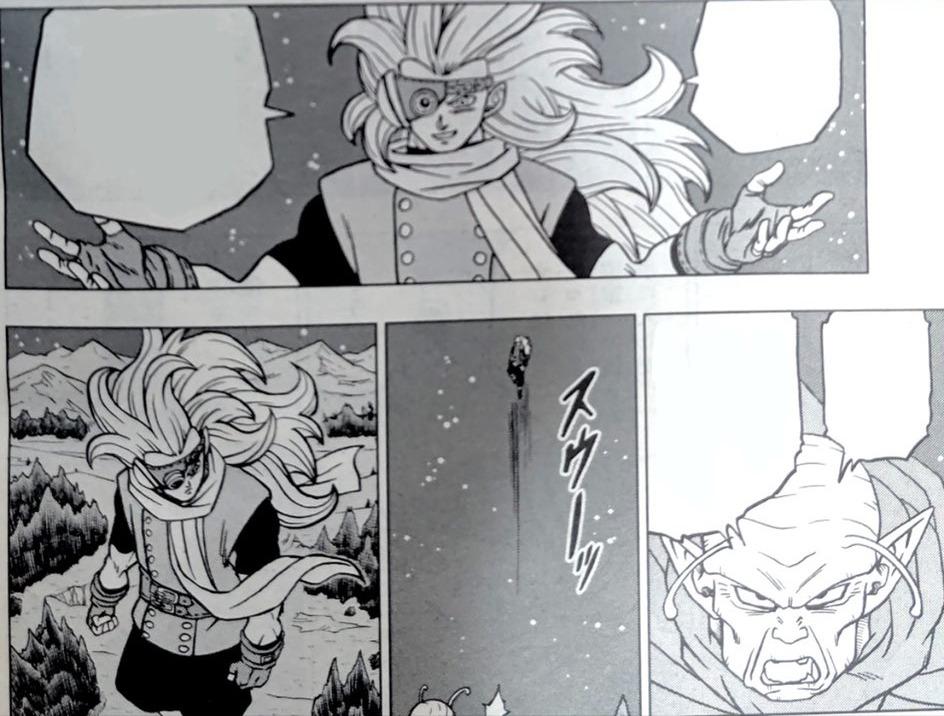 Dragon Ball Super Manga 70. fejezet: kiszivárgott spoileres oldalak 4