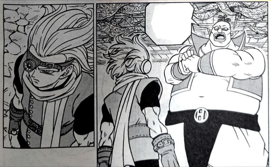 Dragon Ball Super Manga 70. fejezet: kiszivárgott spoileres oldalak 9