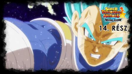 Super Dragon Ball Heroes: Big Bang Mission 14. rész – Magyar felirattal