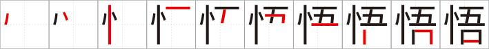 Dragon Ball: Tanuljunk Szuper Kanji-kat - 1. Lecke 7