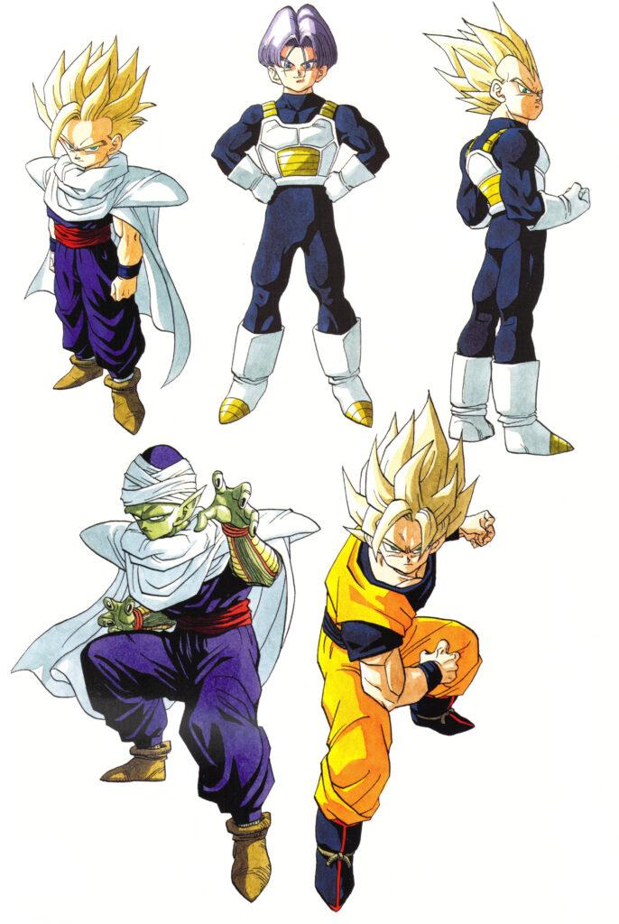 Toriyama Archívum 021: Dragon Ball Karakter Népszerűségi Szavazás 1