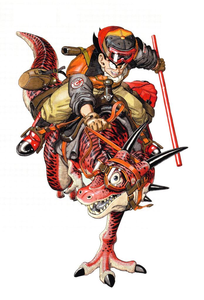 Akira Toriyama: The World borító