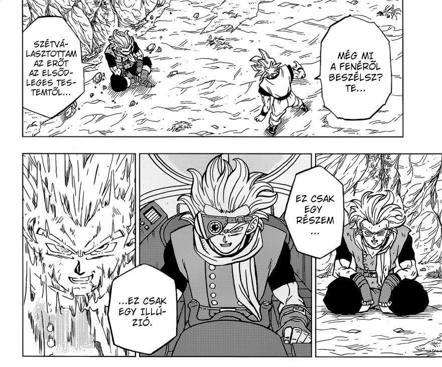 Dragon Ball Super Manga 73. fejezet: megjelenés előtti spoileres képek 2