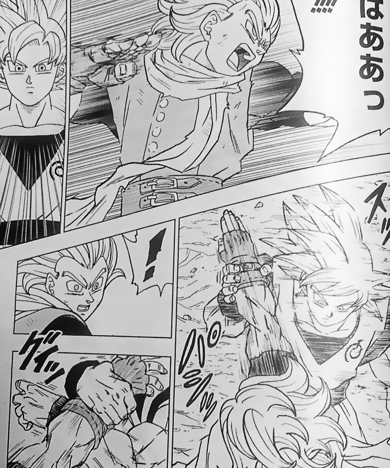Dragon Ball Super Manga 73. fejezet: megjelenés előtti spoileres képek 8