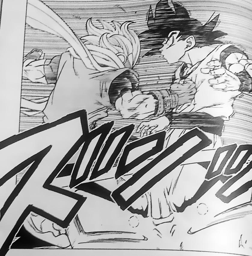 Dragon Ball Super Manga 73. fejezet: megjelenés előtti spoileres képek 12