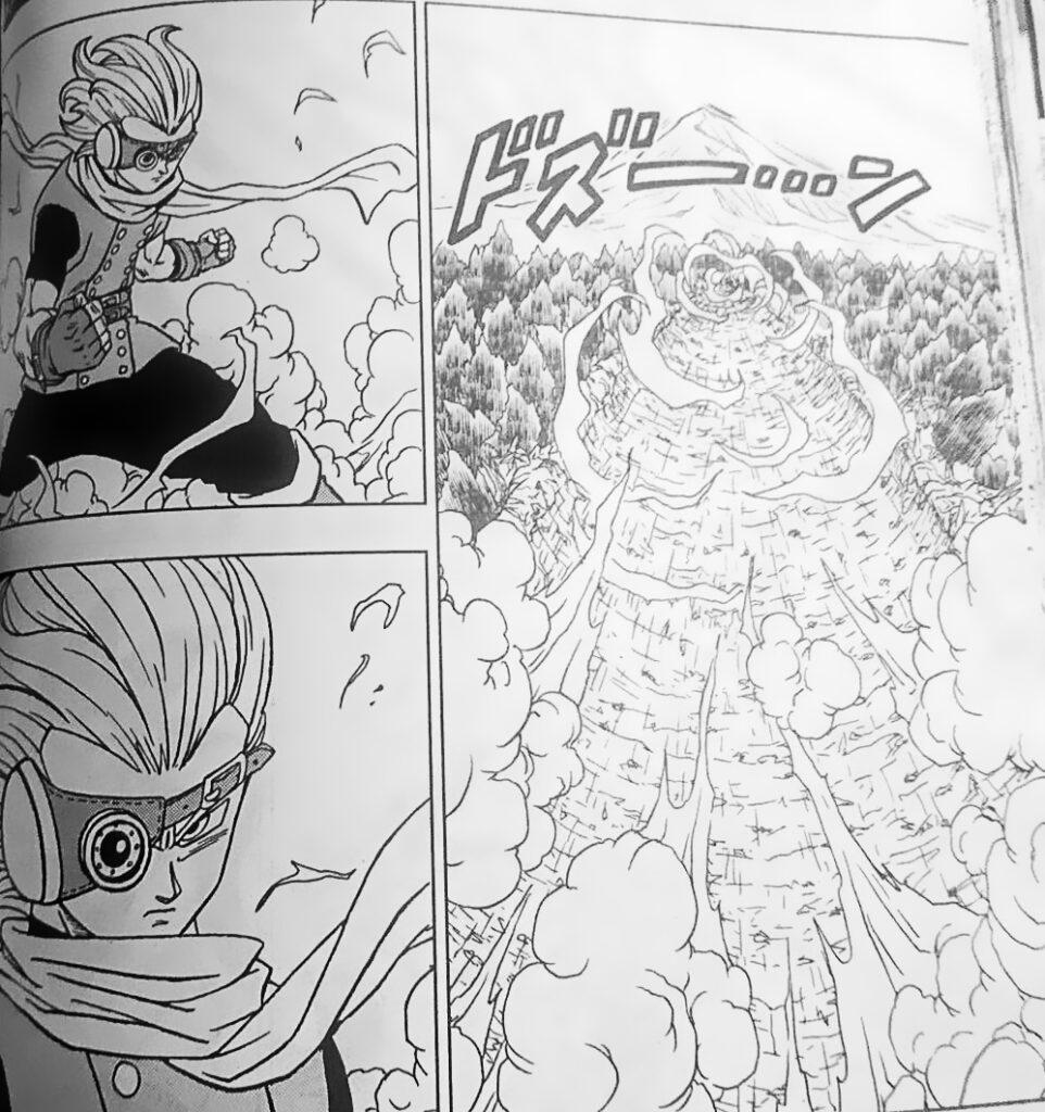 Dragon Ball Super Manga 73. fejezet: megjelenés előtti spoileres képek 13