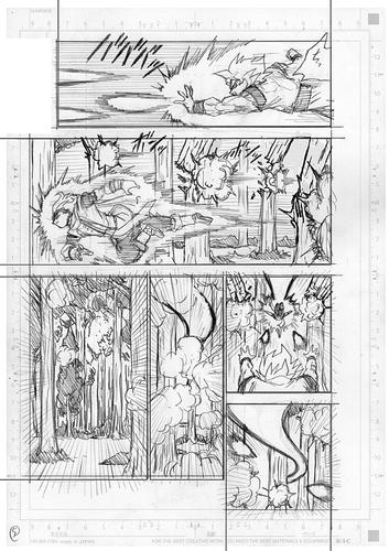 Dragon Ball Super Manga 73. fejezet vázlat oldalak és összefoglaló 5