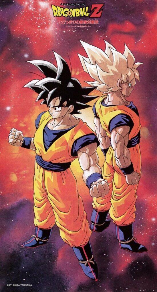 Dragon Ball Z: Cooler Bosszúja Anime Comic Poszter