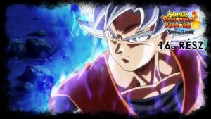 Super Dragon Ball Heroes: Big Bang Mission 16. rész – Magyar felirattal