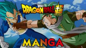 Dragon Ball Super manga