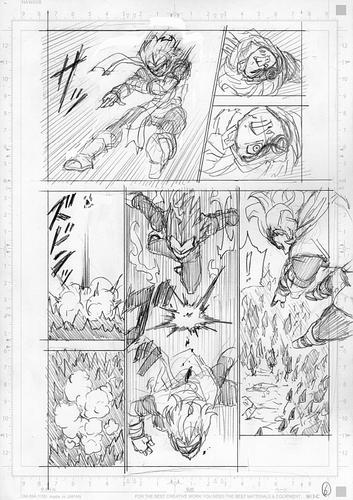 Dragon Ball Super Manga 75. fejezet vázlat oldalak és összefoglaló 6