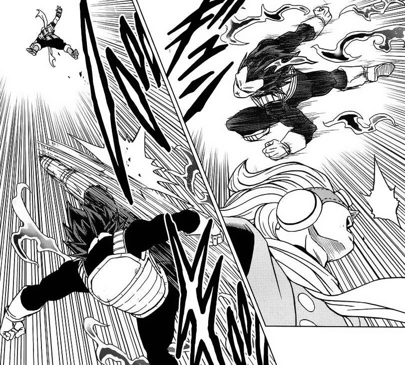 Dragon Ball Super Manga 75. fejezet: kiszivárgott spoileres képek 3